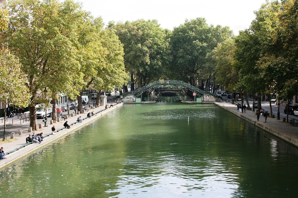 5 choses à apprendre du Canal Saint-Martin
