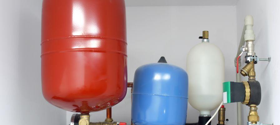 Comment fonctionne le vase d'expansion ?