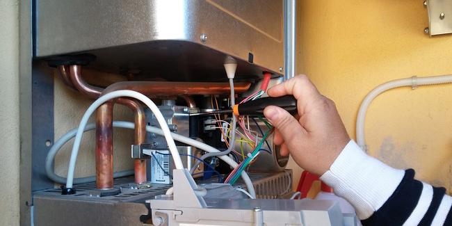 Capteur de pression chaudière fonctionnement