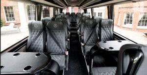 bus de luxe avec cars de france