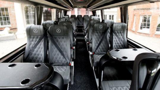 Un moyen plus simple de louer un bus