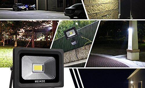Le choix d'un projecteur extérieur LED