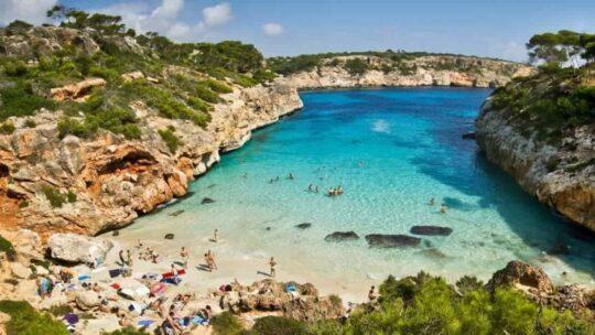La belle cité de Majorque