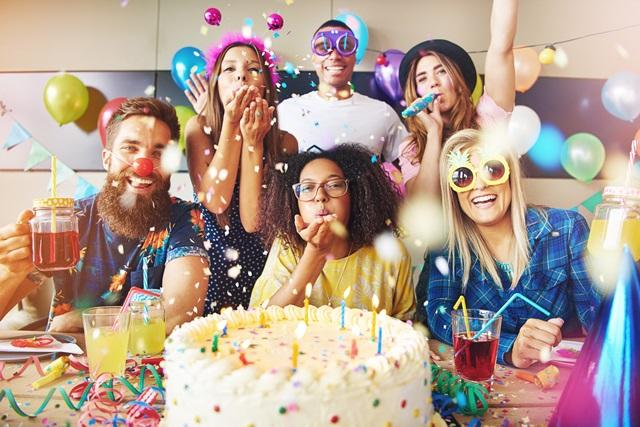Comment mettre l'ambiance à un anniversaire ?