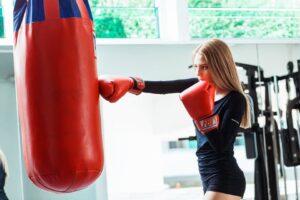 techniques du boxe
