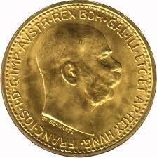 La couronne- or