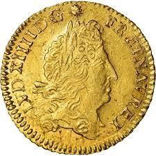 Le louis d'or