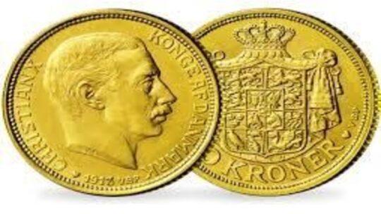 Les pièces d'or et leur valeur en 2021